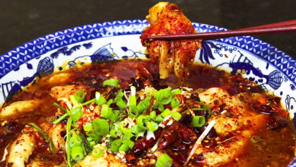 【玉玟厨房】水煮鱼片