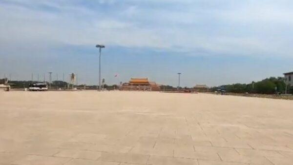 """北京封城景象瘆人!网民惊呼""""死城""""(视频集锦)"""