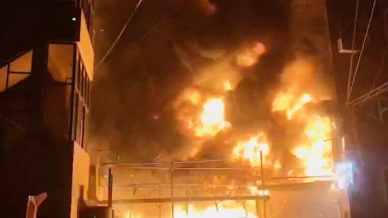 黑省官场死亡威胁 一市委书记家中响爆炸声