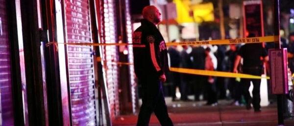 紐約槍擊案暴增 警方:疫情和大麻是主要原因