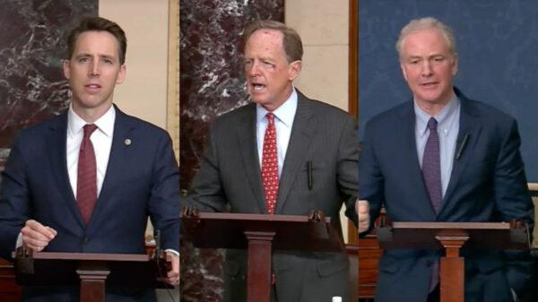 突發:美國參議院全體一致通過《香港問責法》