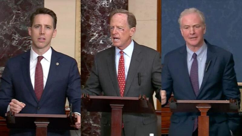 突发:美国参议院全体一致通过《香港问责法》