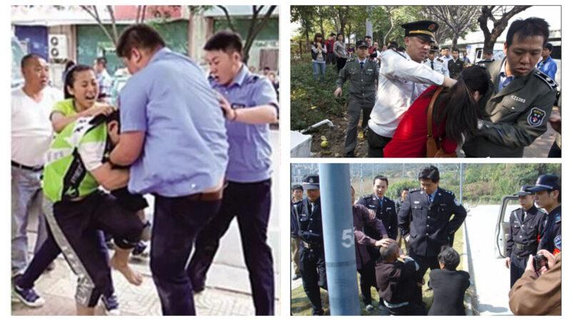 【睿眼看世界】小商販被城管感動,中國社會扭曲至此
