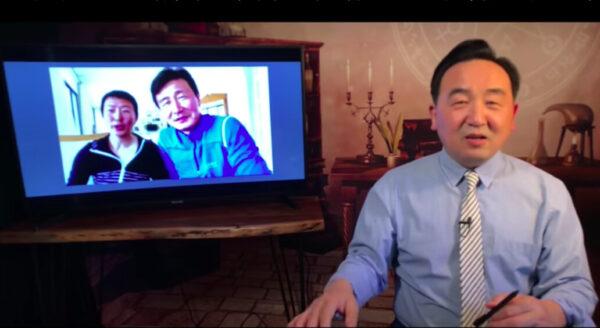 《石濤聚焦》蘋果專訪郝海東夫婦:香港是我心目中的聖城