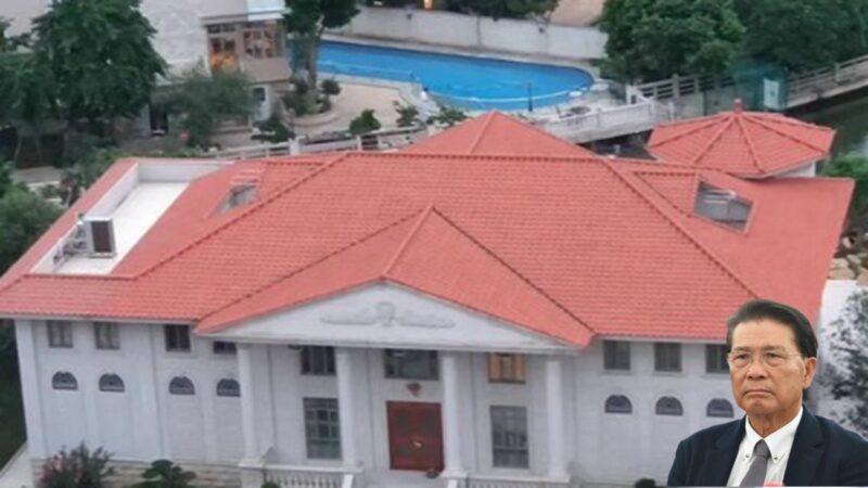 中國千億富豪全家疑遭劫持 兒子跳河求救(視頻)