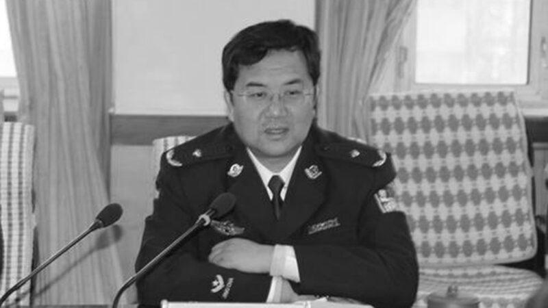 中共新疆政法委副書記戴光輝被查