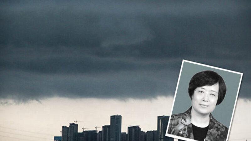 传司法部政治部女主任坠亡 与陕西大案有关?