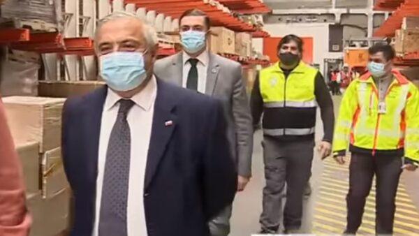 染疫死亡數版本不同 智利衛生部長黯然下台