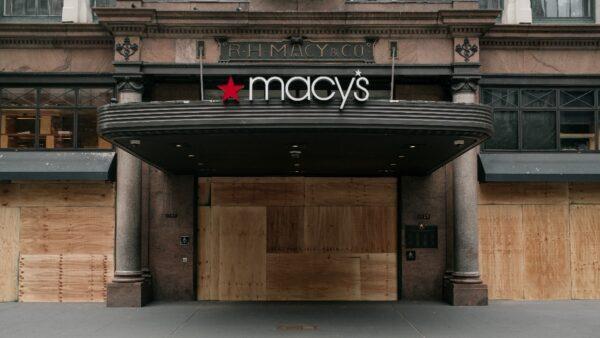 纽约最大名店遭洗劫 川普再吁调用国民警卫队