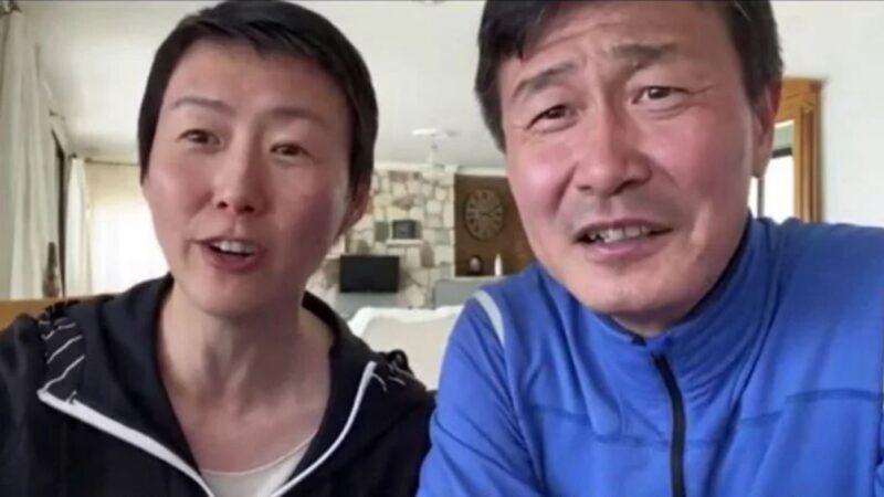 """郝海东:香港""""犹如六四"""" 中共""""没有人性"""" 自己不畏打压"""