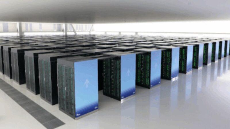 日本超级电脑击败美中 夺回最快宝座