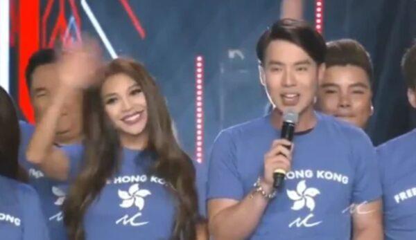 不顾北京反对!越南艺人合唱《荣光》力撑香港