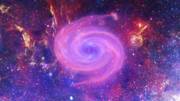 宇宙中所有天体都在旋转 宇宙在转还是不转?