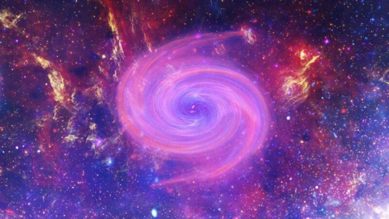 宇宙中所有天體都在旋轉 宇宙在轉還是不轉?