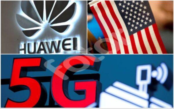 美國修改禁令 允許美企與華為就5G標準合作