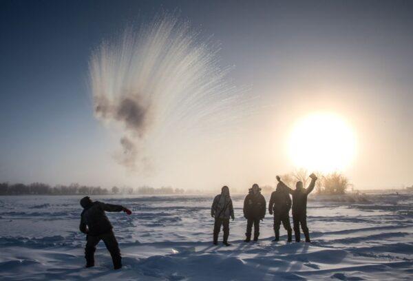 曾零下68度低溫 北極圈小鎮現異常熱浪達攝氏38度