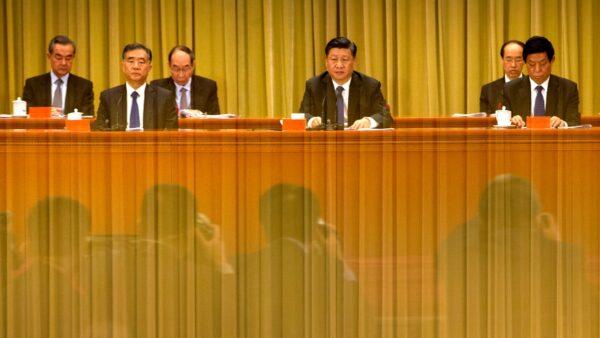 分析:中共內鬥加劇 習近平布局公安防政變