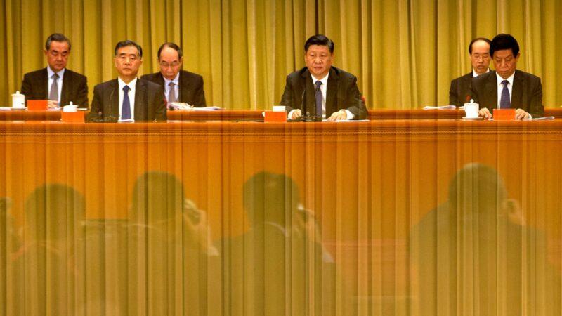 分析:中共内斗加剧 习近平布局公安防政变