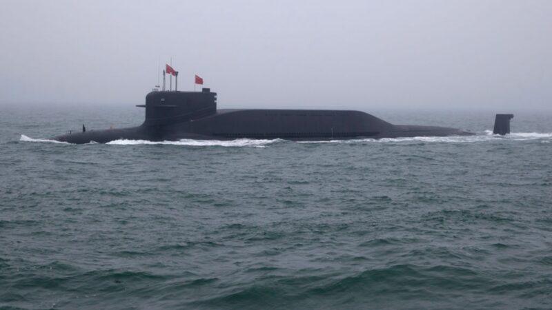 中共潛艇被「活捉」 日本罕見爆內情