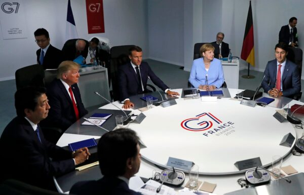 建立反共新聯盟?川普擬邀澳印韓俄加入G7