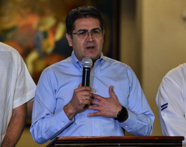 周末身体微恙 洪都拉斯总统夫妇确诊感染中共病毒