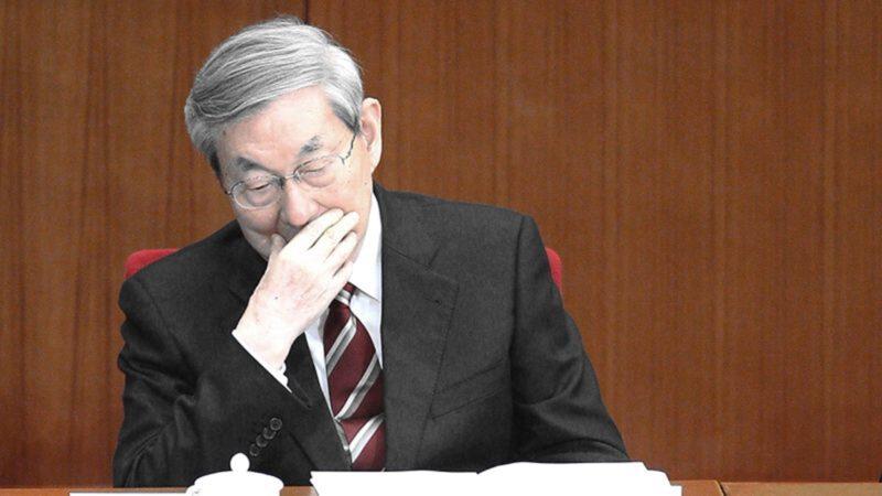 """网传""""港版国安法""""触怒朱镕基 曾劝儿子别回国"""