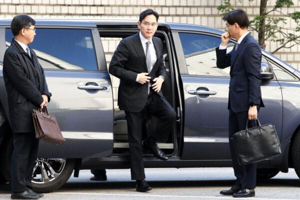 韩检控操纵市场 法院拒发三星少主羁押令