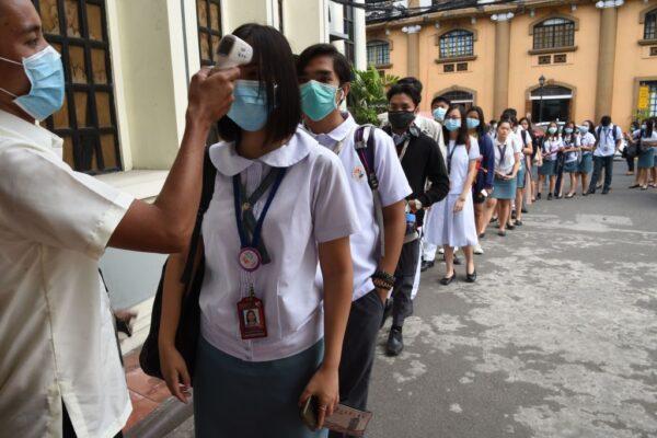 疫苗未問世 菲律賓千萬學童不准回校上課