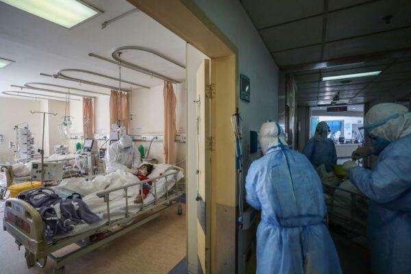 香港大学研究显示:湖北至少220万人染疫