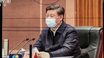 """中共党内罢习录音疯传 习批""""反习集团""""(音频)"""