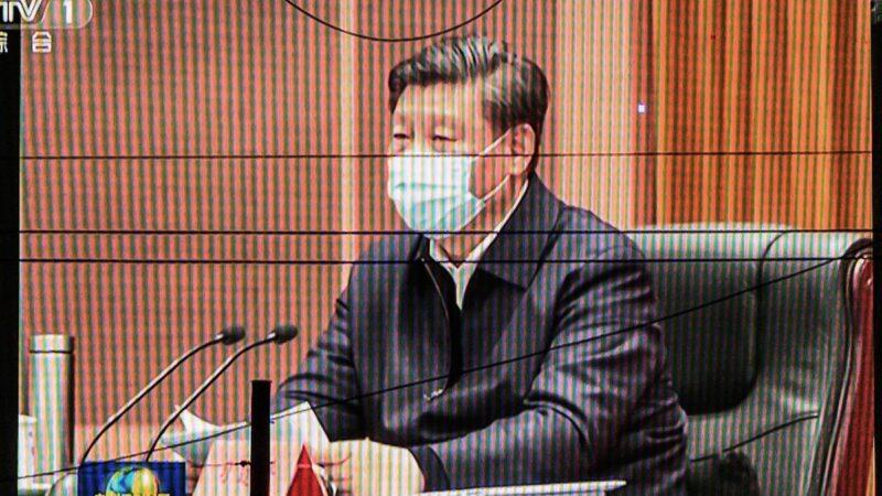 中共黨內罷習錄音瘋傳 習批「反習集團」(音頻)