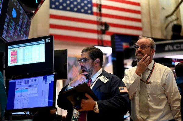 美股崩跌1861.82點 3大指數跌幅全部超過5%