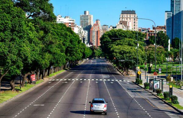 日增逾2千感染者 阿根廷重啟隔離7萬商家再歇業