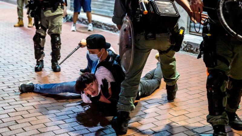 传12名香港抗争者偷渡台湾失败 遭中共海警扣押