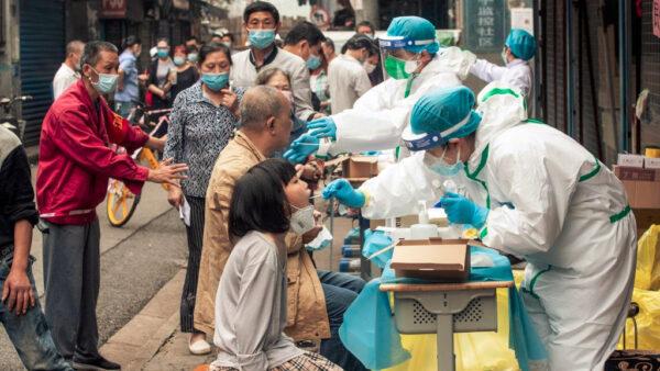 牡丹江疫情蔓延 也學武漢「全民檢測」