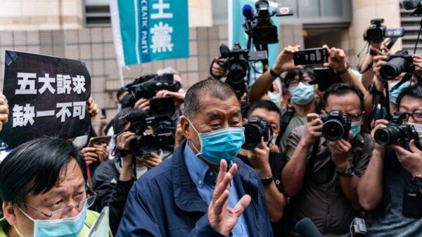 黎智英:李克強唱反調 中共權鬥超想像