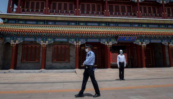 钟原:中共高层行踪诡异 7常委谁在北京?