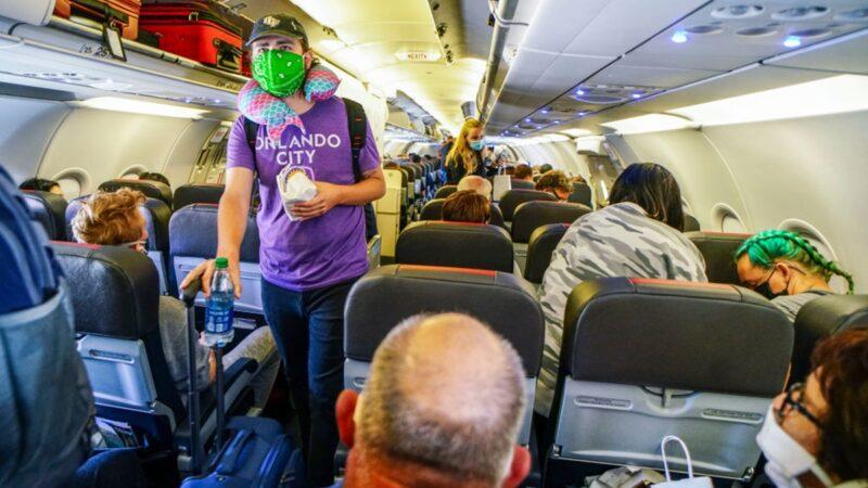 【重播】美国人开始搭飞机度假 中共疫情白皮书3.7万字自夸