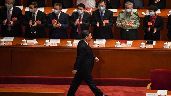 """""""罢习""""会议录音流出:党已成僵尸,危局难挽救"""