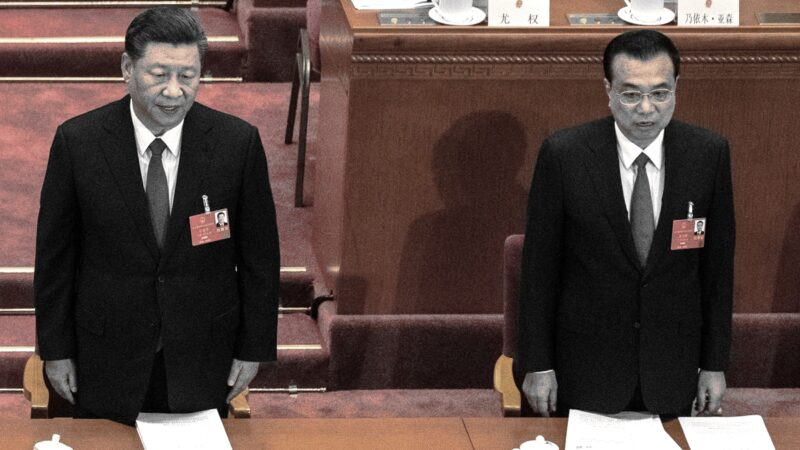 """专家:李克强不想再帮习背""""政治黑锅"""""""