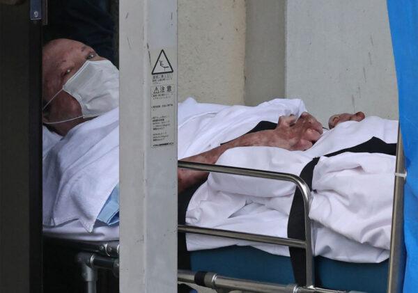 京阿尼纵火犯5次真皮移植 医:让他活下来面对罪行