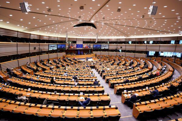 港版國安法犯眾怒 歐議會:送中共上國際法庭