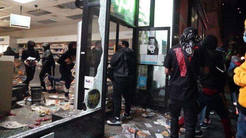 【熱點追蹤】明州騷亂事件 川普將採用兩大措施