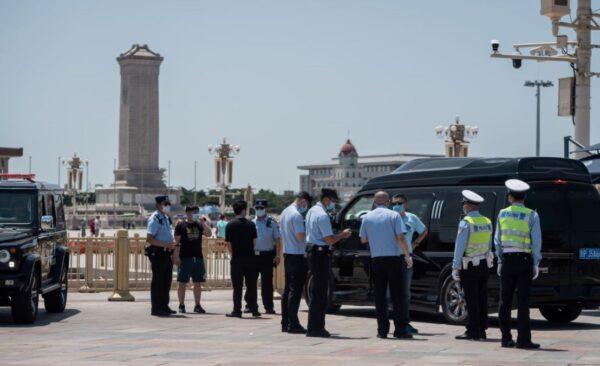北京恐怖監控:坐私車路過新發地 第二天家門被鎖