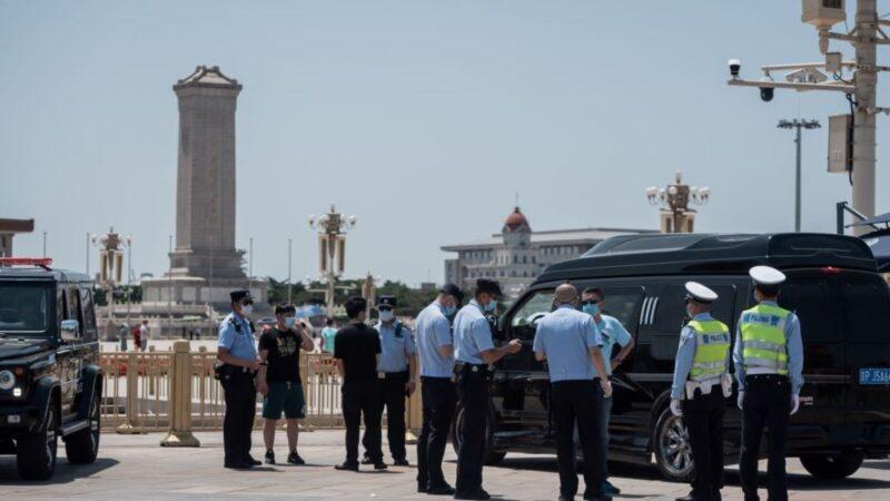 北京恐怖监控:坐私车路过新发地 第二天家门被锁