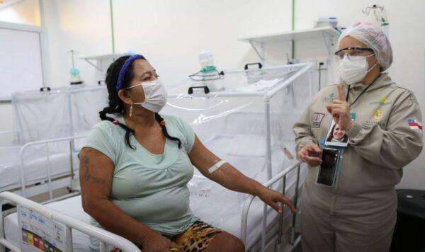 巴西醫生:中國產的快篩試劑「完全是垃圾」