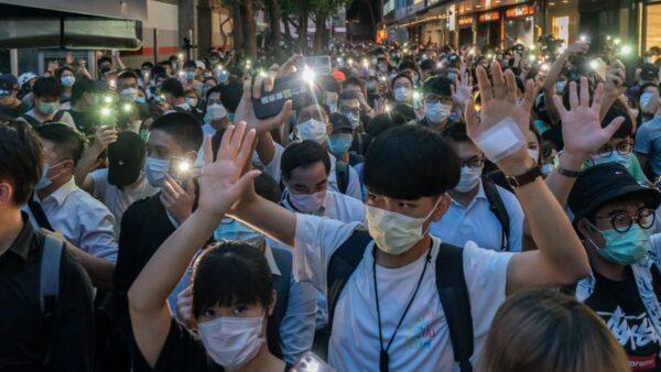 在美港人回顧反送中:人在美國,心繫香港