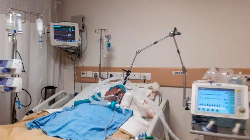 天氣熱拔呼吸器改開冷氣 印度男子枉死 家屬大鬧醫院