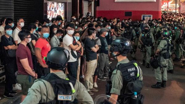 朱兆基:中共對香港下狠招 底氣從何而來?