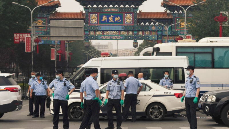 北京疫情輸出遼寧2例 知情人:真實病例超十倍